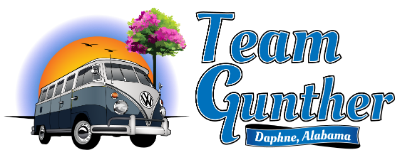 Team Gunther VW of Daphne Logo